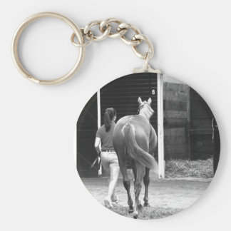 Fasig Tipton Yearling Auctions Keychain