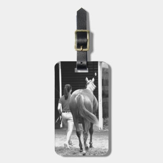 Fasig Tipton Yearling Auctions Travel Bag Tags