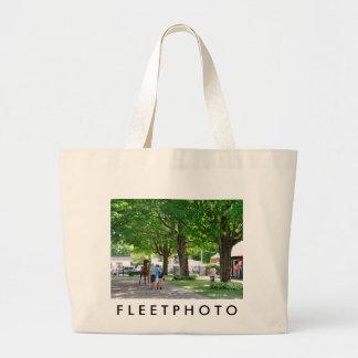 Fasig Tipton Yearling Sales Large Tote Bag