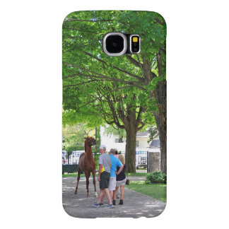 Fasig Tipton Yearling Sales Samsung Galaxy S6 Case