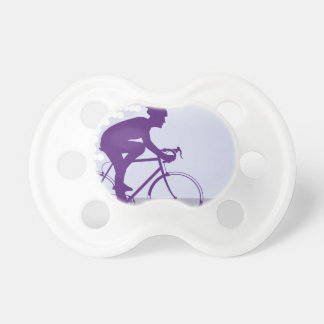 Fast Bicyclist vector Pacifier