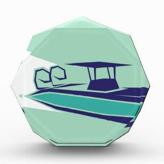Fast boat Vector Award