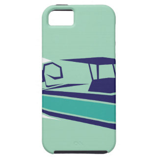 Fast boat Vector iPhone SE/5/5s Case