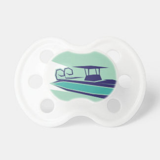 Fast boat Vector Pacifier