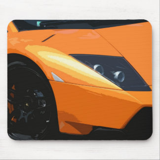 FAST CAR 16 (mouse-pad) Mouse Pad