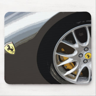 FAST CAR 21 (mouse-pad) Mouse Pad