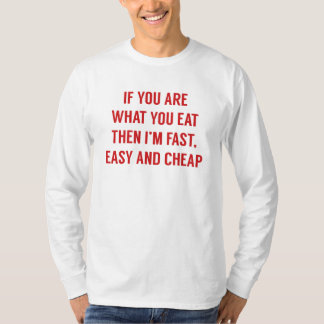 Fast Easy And Cheap T-Shirt