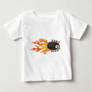 Fast Eight infant wear Baby T-Shirt