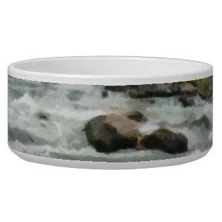 Fast flowing Lidder Bowl
