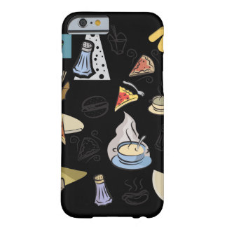 Fast Food Barely There iPhone 6 Case
