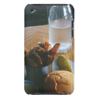 fast food barely there iPod case