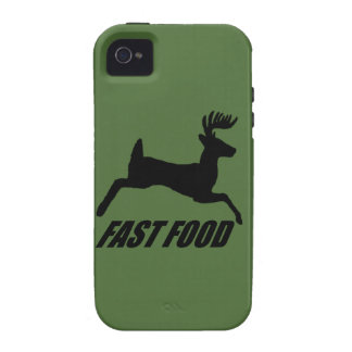 Fast food buck iPhone 4/4S covers