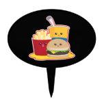 Fast Food Cake Pick