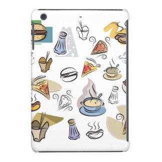 Fast Food iPad Mini Retina Cover
