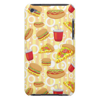 Fast Food iPod Case-Mate Cases