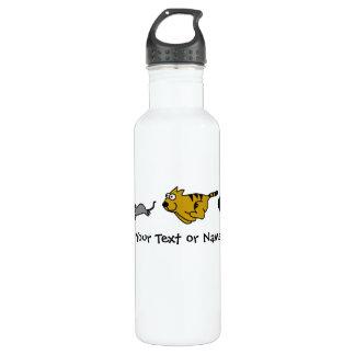 Fast Food Chain 24oz Water Bottle