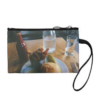 fast food change purse