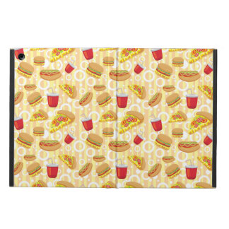 Fast Food Cover For iPad Air