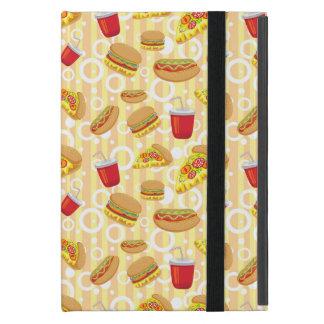 Fast Food Cover For iPad Mini