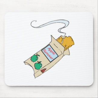 fast food dessert apple turnover mouse pads