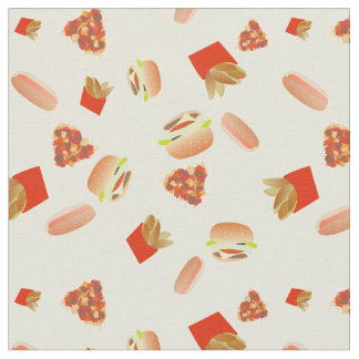 Fast Food Fabric