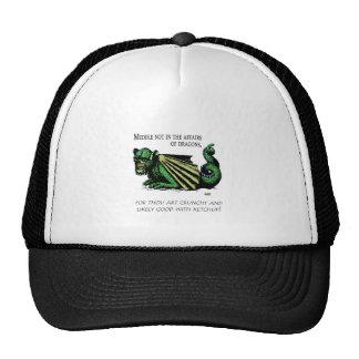 Fast Food for Dragons.jpg Trucker Hat