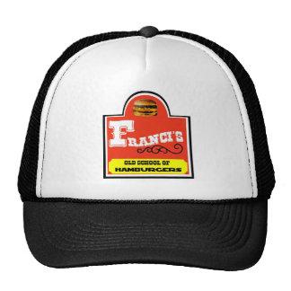 Fast Food Francis Trucker Hat