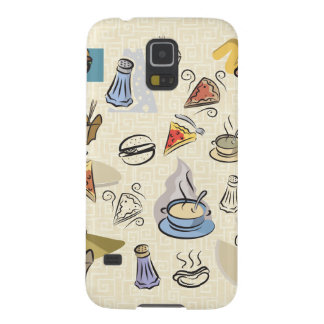 Fast Food Galaxy S5 Cover