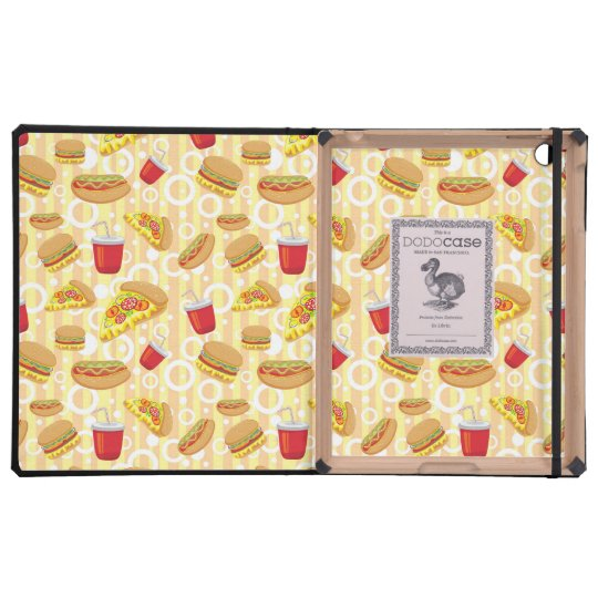Fast Food iPad Cases