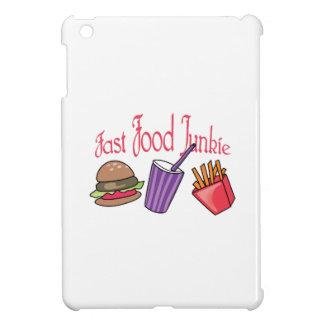 Fast Food Junkie Case For The iPad Mini