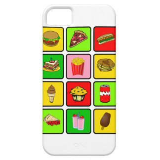 Fast Food Junkie iPhone 5 case-mate iPhone SE/5/5s Case