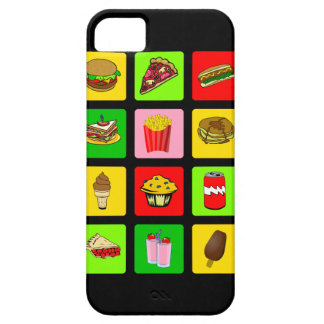 Fast Food Junkie iPhone case-mate