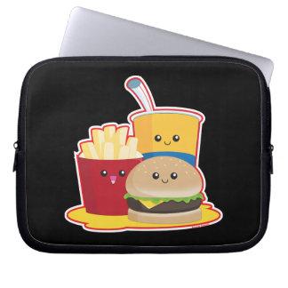 Fast Food Laptop Sleeve