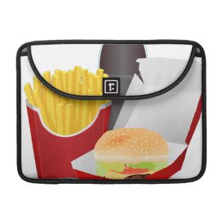 Fast Food MacBook Pro Sleeves