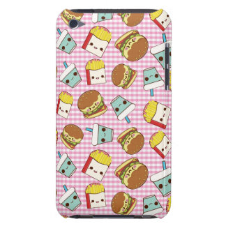 Fast Food Minis iPod Touch Cases