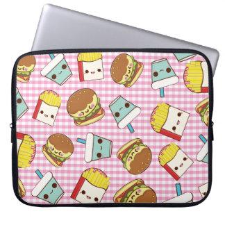 Fast Food Minis Computer Sleeve