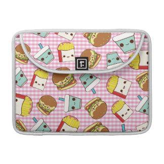 Fast Food Minis MacBook Pro Sleeve