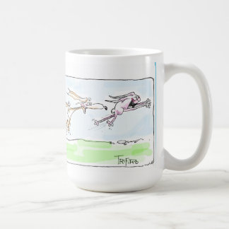 Fast Food Mug from the Kabuki Cartoon