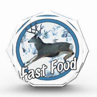 Fast Food Mule Deer Award