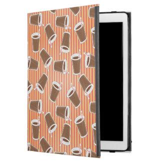 """Fast food pattern iPad pro 12.9"""" case"""