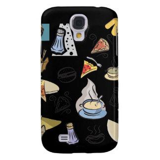 Fast Food Samsung Galaxy S4 Case