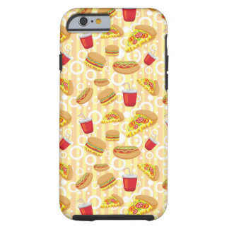 Fast Food Tough iPhone 6 Case