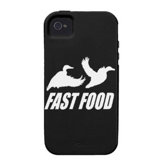 Fast food water fowl w iPhone 4 cases