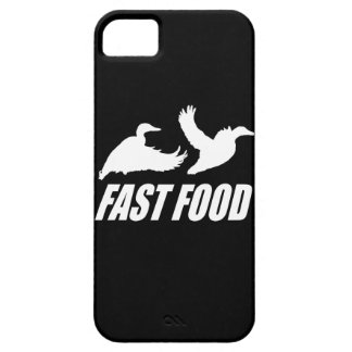 Fast food water fowl w iPhone 5 cover