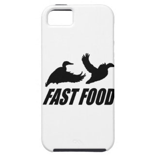 Fast food waterfowl iPhone 5 cover