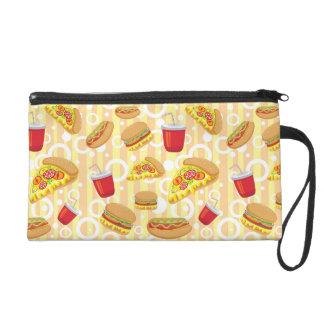 Fast Food Wristlet