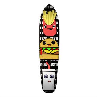 Fast Foodies Custom Skate Board