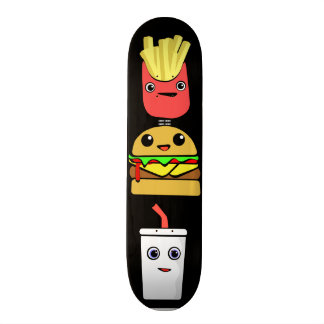Fast Foodies Skateboard Deck