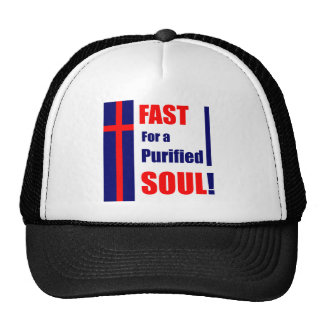 Fast For A purified Soul! Trucker Hat