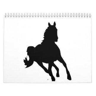 Fast horse calendar